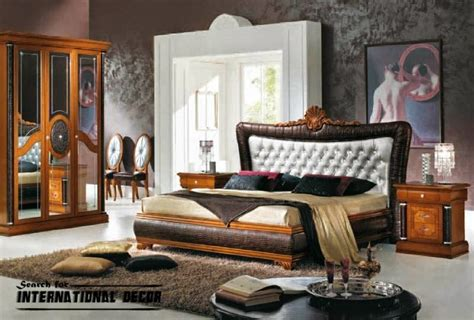 luxurious bedroom furniture luxury italian bedroom and furniture in classic style
