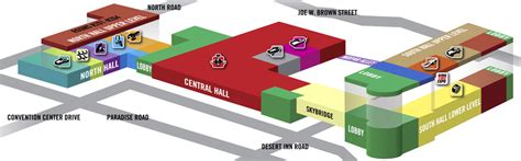 sema show floor plan sema show select a floor plan