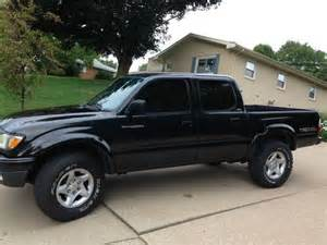 2002 Toyota Tacoma Road Parts Sell Used 2002 Toyota Tacoma Trd Black In Mount Vernon