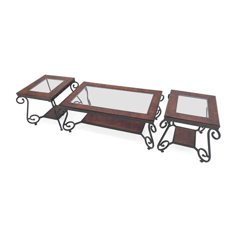 bobs furniture coffee tables 90 bobs furniture bob s coffee table set tables