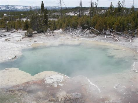 what is a spring landforms hot spring and geyser golearngeography