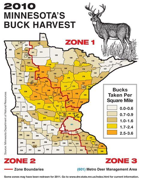mn deer zone map 21 excellent wisconsin deer density map bnhspine