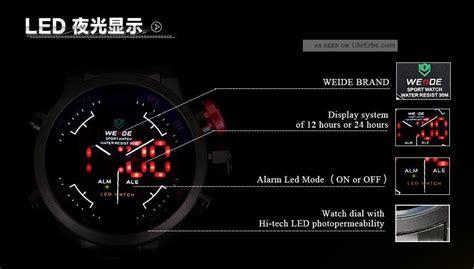 Wecker Modern 2309 by Herren Armbanduhr Mit Led Licht Digitalanzeige Datum Alarm