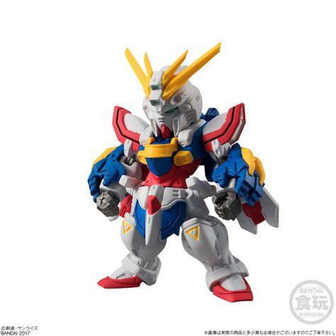 Converge God Gundam Lelangan amiami character hobby shop fw gundam converge 8 10pack box released