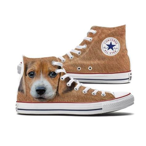 shoes with dogs on them print converse chucks because shoes with dogs on them