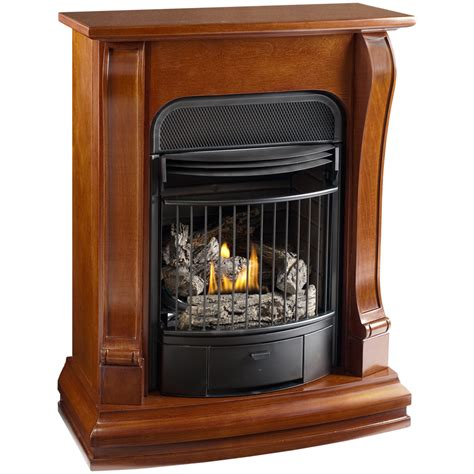 shop cedar ridge hearth 29 1 8 quot vent free gas