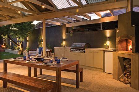 alfresco kitchen designs outdoor kitchen fun in the sun lifestyle home