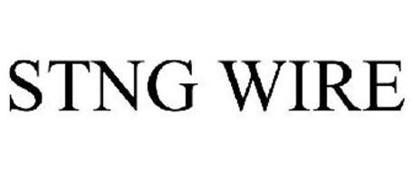 Alert Is Wired The Entertainment by Stng Wire Trademark Of Sun Times Media Ip Llc Serial