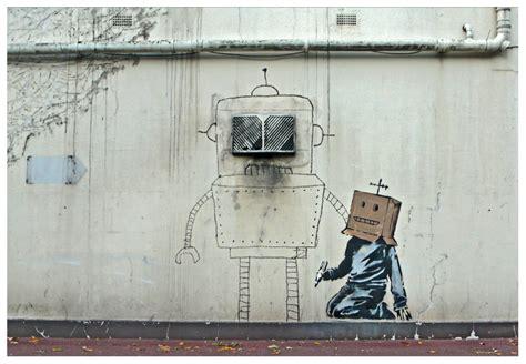 banksy update  love graffiti de
