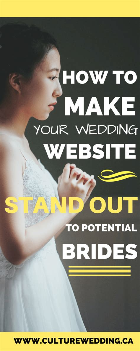 how to make your wedding invitations stand out how to make your wedding site stand out to potential brides culture weddings pr firm