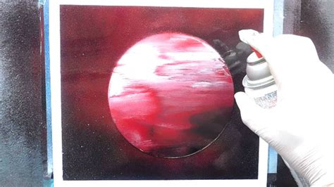 spray paint how to for beginners speed painting a planet spray paint for