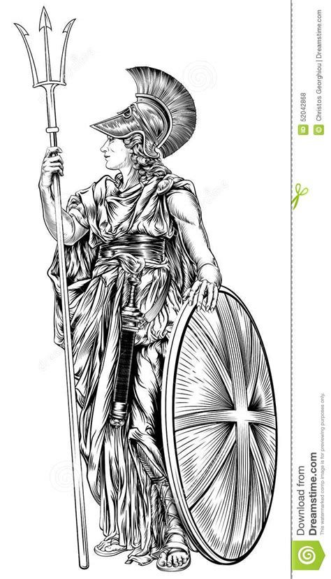 britannia illustration stock illustration image 52042868