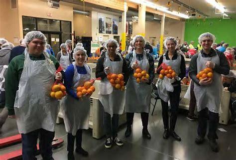 Ames Food Pantry by Carlin Ames Gets Kudos For Volunteer Work At