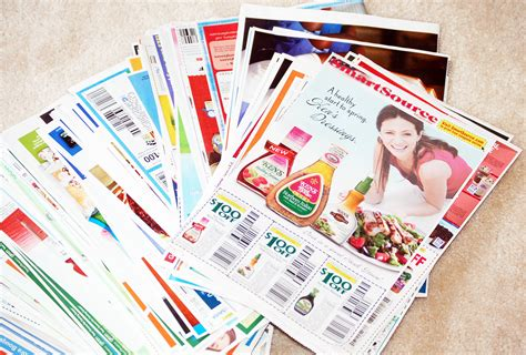 sunday paper printable grocery coupons where to find smartsource coupon inserts in canada