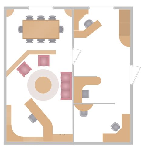 Office Interior Design Layout Plan by Office Layout Plan