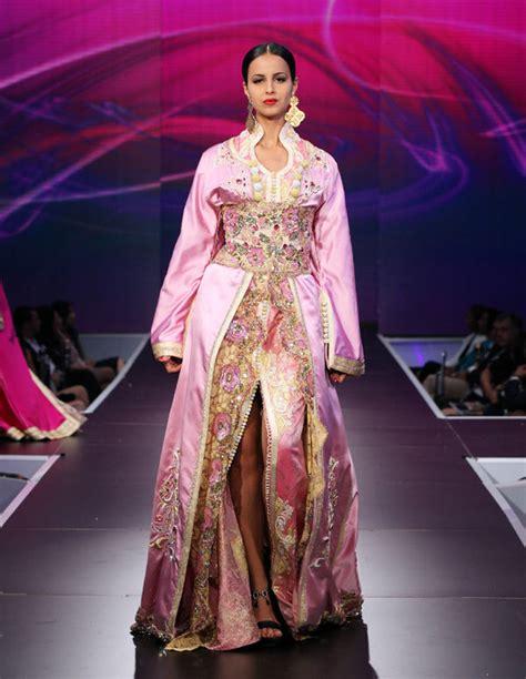 Kaftan Dubai By Kaftan Zahra by Zahra Couture Caftan 2011 Fashion Show 020