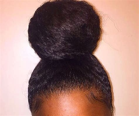 Different Types Of Buns For Black Hair by Best 25 Hair Buns Ideas On