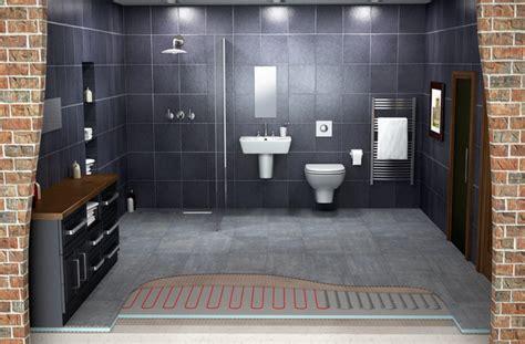 insulation around bathroom heater kitchen warmup insulation boards and system