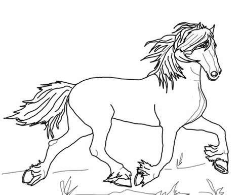 coloring pages of clydesdale horses clydesdale coloring pages coloring pages