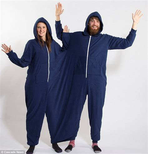 Two Person by Do You Anyone Enough The Two Person Onesie Goes On