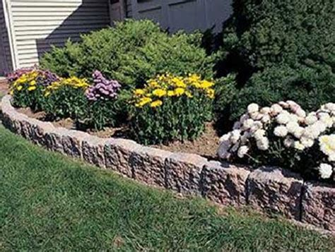 Garden Edging Stones by Edging Best Images Collections Hd For Gadget