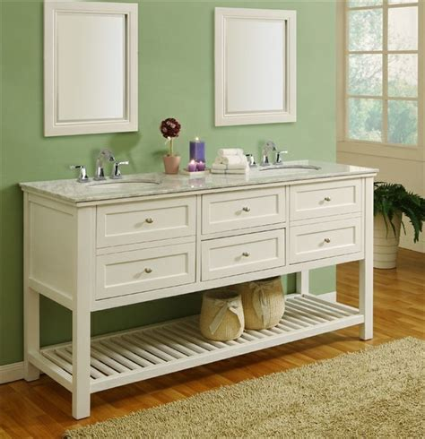 Vintage Bathroom Vanity Cabinet Vintage Bathroom Vanities Traditional Bathroom Vanities And Sink Consoles Los Angeles By