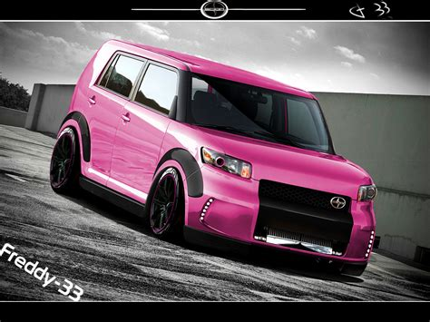 scion cube custom freddy 33 s profile autemo com automotive design studio