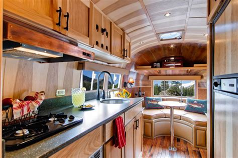 best fresh rv interior remodeling florida 3788 1954 airstream flying cloud trailer completely restored