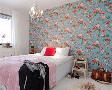 floral vintage bedroom ideas floral vintage bedroom ideas with floral wallpaper decolover net