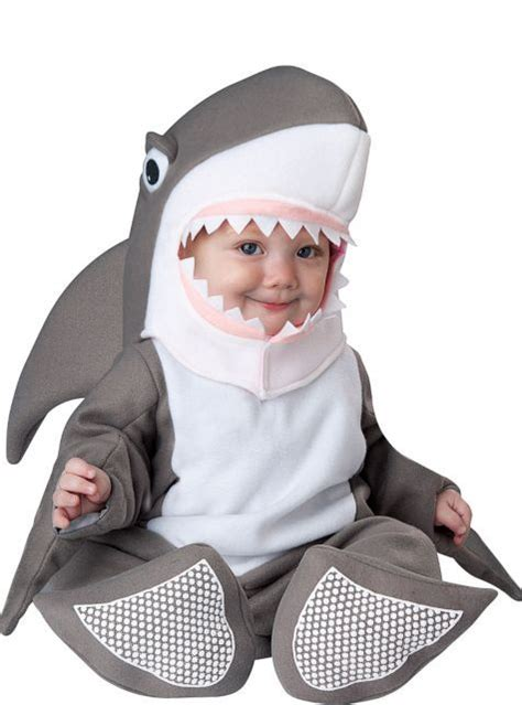 baby shark outfit baby bite size shark costume for halloween amelia