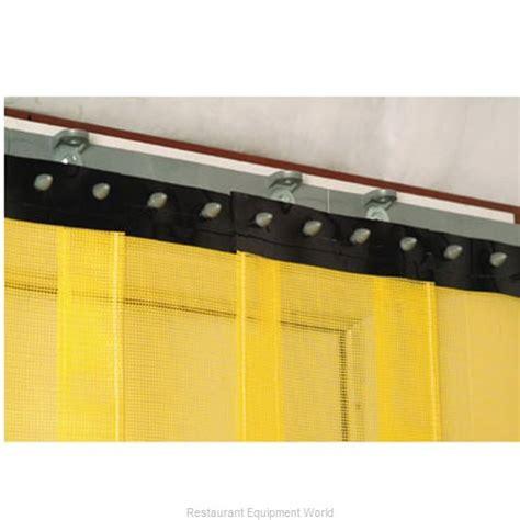 aleco strip curtains aleco 405108 strip curtain strip door