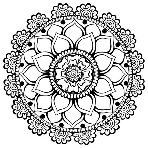 henna clipart indian patterns png