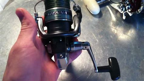 Shimano Siena2500fd shimano 2500fd spinning reel for freshwater fishing product review