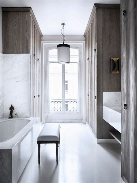 christian liaigre bathroom those paris apartments