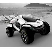 This Cool Concept Car Called The Hussar Dakar Could Be A Glimpse