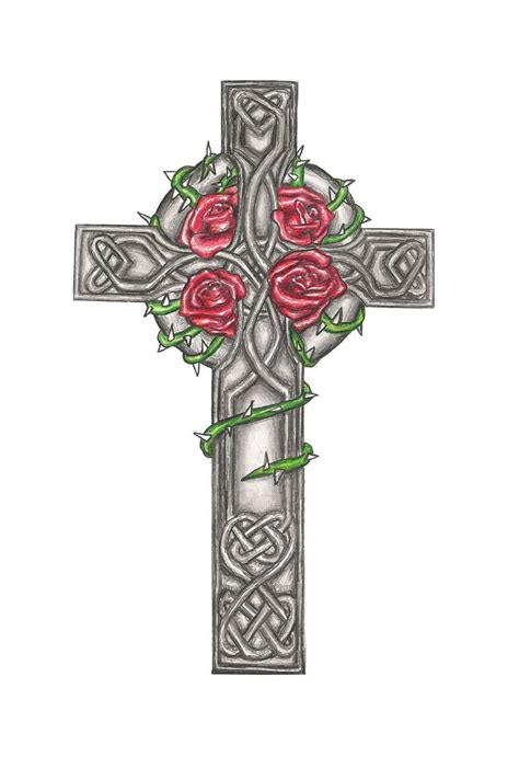 celtic crosses tattoos celtic cross with www pixshark images