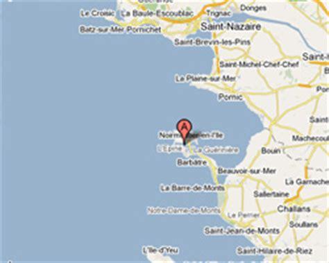 Seaside hotel Noirmoutier Island