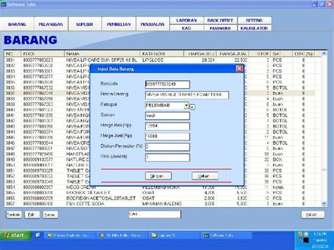 Software Program Aplikasi Custom free software program kasir gratis downloadsoftgalleryiu