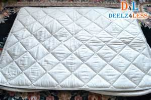 sleep number select comfort size c2 pillow top cover