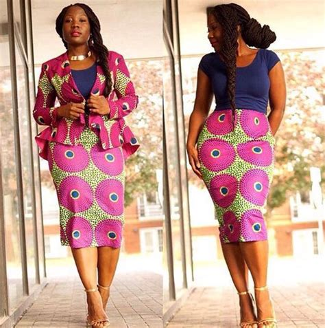 hottest ankara design in nigeria latest ankara tops design lifestyle nigeria
