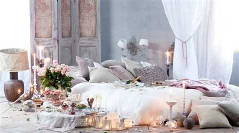romantic bedroom ideas   time  valentines day
