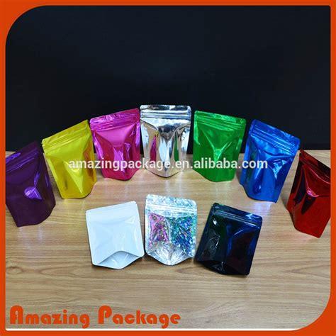 supplement bag nutritional supplement packaging bag food foil mylar bag