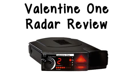 1 radar review one radar detector review