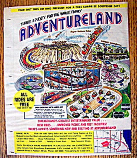 theme park advertisement amusement park memorabilia tias com