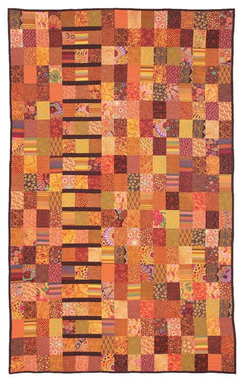 Patchwork Blogs - going up pattern allpeoplequilt staff