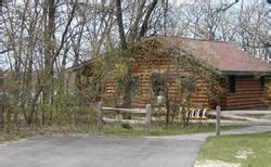 Kettle Moraine Cabins by Kettle Moraine South Cing Wisconsin Dnr