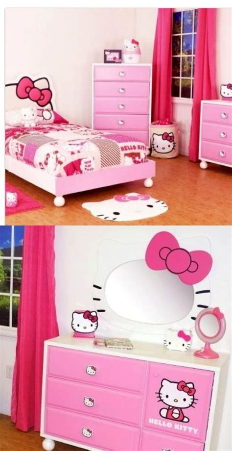 hello kitty 4 piece bedroom in a box the 25 best hello kitty bedroom set ideas on pinterest hello kitty bed hello kitty