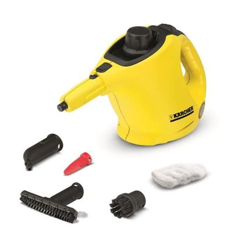 handheld steam cleaner upholstery new karcher sc1 premium hand held steam cleaner upholstery