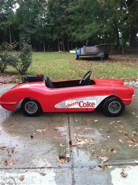 manco cherry coke corvette go kart cherry coca cola