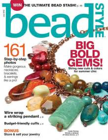 Making Cards Magazine Subscription - bead style magazine cover
